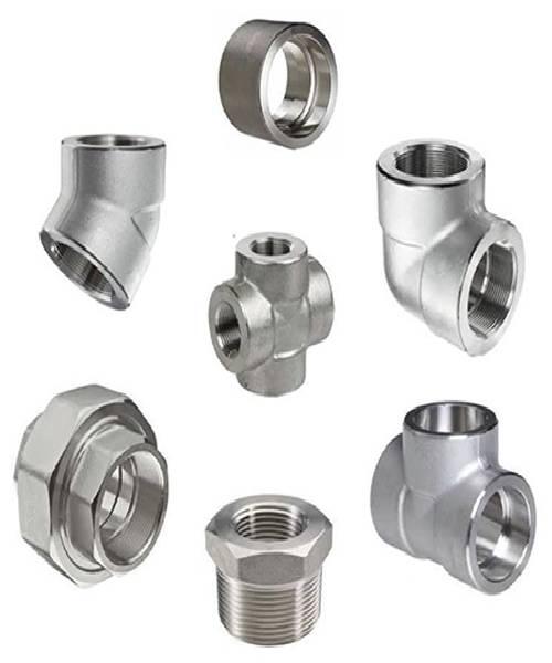 Stainless Steel 304 Socket Weld Fittings Manufacturer & Supplier