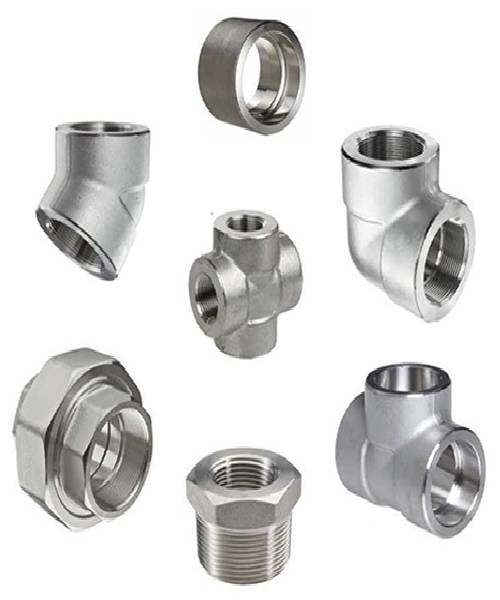 Stainless Steel 316 Socket Weld Fittings Manufacturer & Supplier