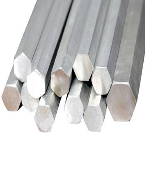 Stainless Steel Hex Bars Stockist & Suppliers