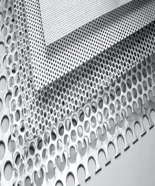 Stainless Steel Perforated Sheet Supplier | SS Perforated Sheet Stockist