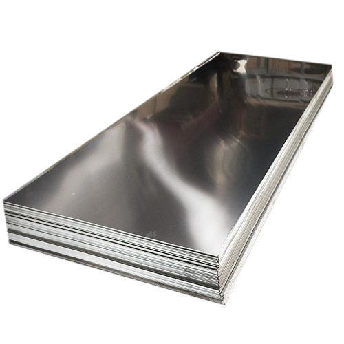 Stainless Steel Mirror Finish Sheets Supplier & Stockist