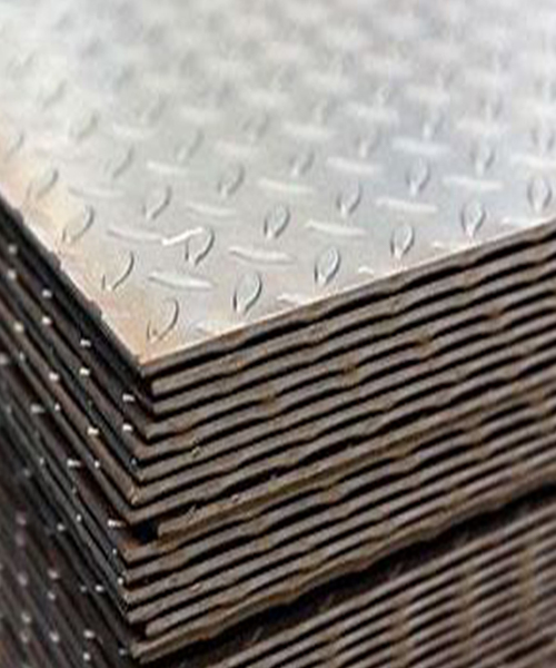 Stainless Steel Chequered Plates Supplier & Stockist