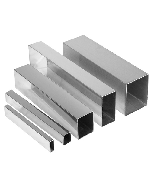 Stainless Steel Square Pipes Supplier & Stockist