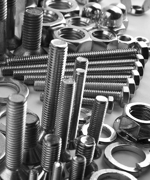 Stainless Steel Hex Bolts Supplier & Stockist